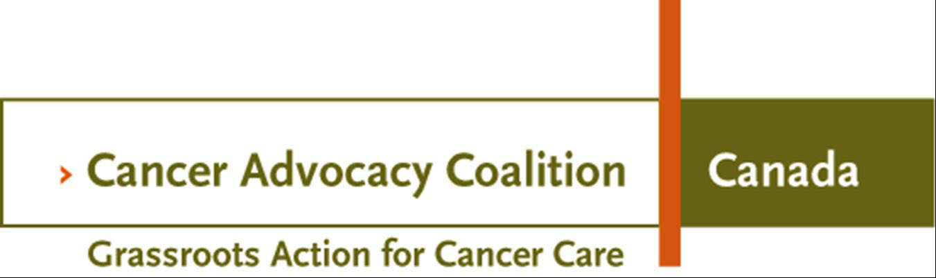 Cancer Advocacy Coalition of Canada