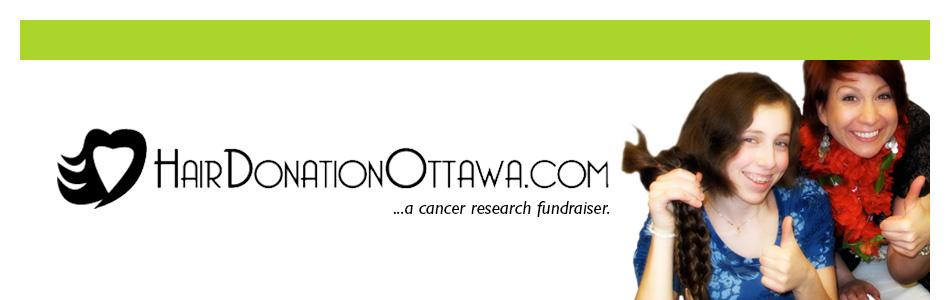 Hair Donations Ottawa