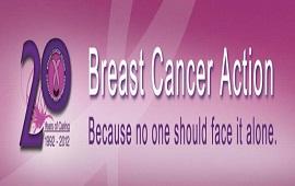 Sensibilisation au cancer du sein (Ottawa)